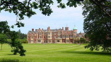 Sandringham House has been owned by the Royal Family since 1862. Picture: Ian Burt