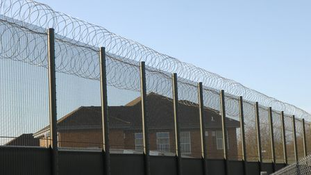 Around 650 men at HMP Bure will be celebrating Christmas without their families. Picture: Ben Kendal