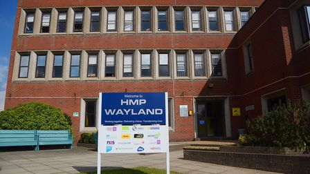 A number of activities take place at Wayland Prison during the festive season to help prisoners feel