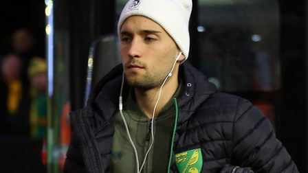 Moritz Leitner was back on the bench during the Canaries' 2-2 draw at Bristol City but did not featu