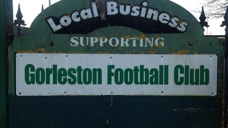 Emerald Park is set to be demolished and replaced with 97 houses should Gorleston FC receive plannin