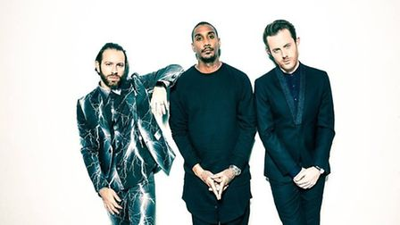 Chase and Status Credit: Jim Fiscus