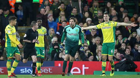 It was an angsty end to the game for Norwich City, as three points slipped through their fingers aga