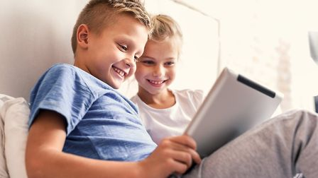 Child health experts say there's little evidence that screen use is harmful for children. Picture: G