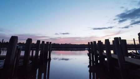 A man in his 70s was rescued from his vessel moored at Southwold Harbour after he became ill. Southw