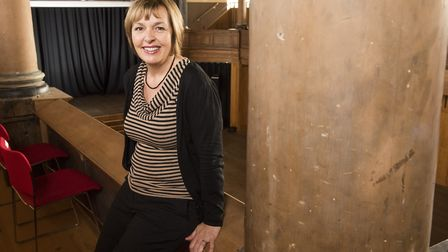 Debbie Thompson, theatre director of St George's Theatre in Great Yarmouth Picture: Nick Butcher