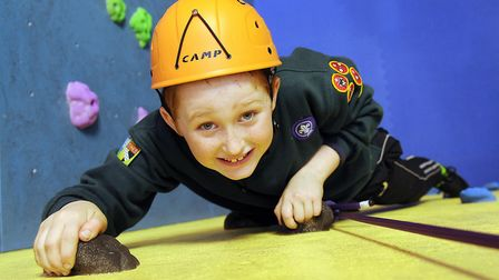 Plans have been submitted for a new climbing arena in the Castle Mall Picture: Matthew Usher.