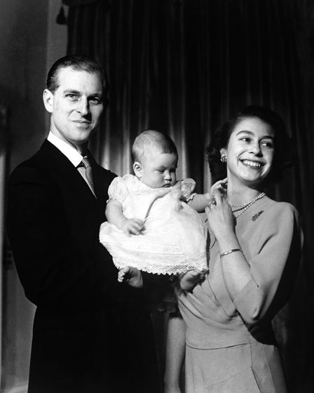 EMBARGOED TO 0001 MONDAY DECEMBER 24, 2018.File photo dated 26/04/49 of the then Princess Elizabeth