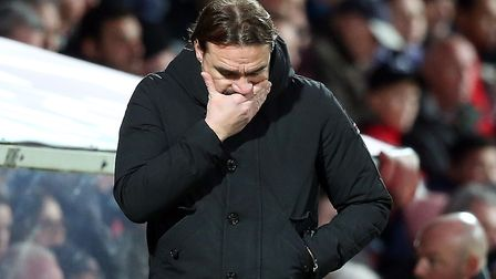 Daniel Farke has plenty to ponder in January after the Christmas schedule. Picture: Paul Chesterton/