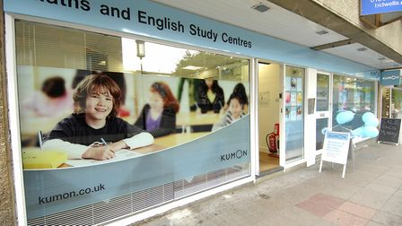 The former Kumon Norwich Study Centre on St Giles Street. The education provider is set to open a ne