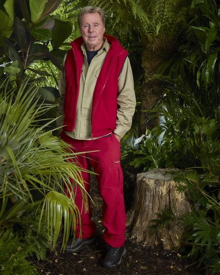 I'm A Celebrity... Get Me Out Of Here! Harry Redknapp (C) ITV Plc