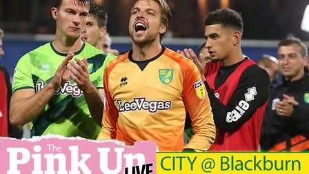 Norwich City complete their first half of the season at Blackburn Rovers - hoping to maintain their