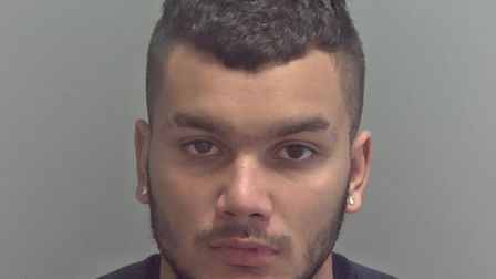 Jordan Miah-Mora, 18, from Kent, was jailed for three years and four months for supplying crack coca
