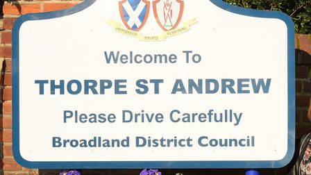 Work to upgrade a bus stop and improve the condition of a pavement in Thorpe St Andrew begins on Jan