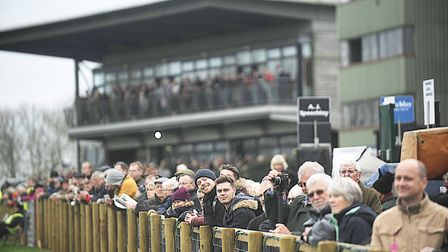 Racing returns to Fakenham for the New Years Day meeting Picture: Archant