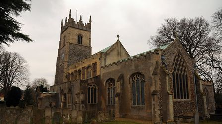 St Andrews church in Northwold. Photograph Simon Parker