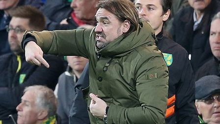 Daniel Farke takes his Norwich City team to Brentford this afternoon, looking to bounce back from de