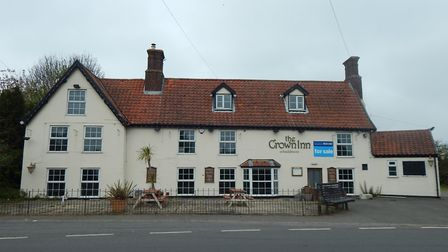 The Crown Inn, Haddiscoe, which looks set to be converted into houses. Picture: Archant library