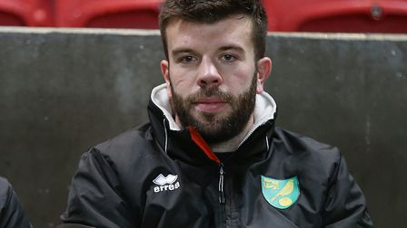 Fit-again Canaries captain Grant Hanley has been waiting patiently for a return to City's starting X