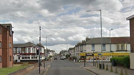 Nelson Road North in Great Yarmouth. Photo: Google