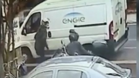 Two thieves stole a father's scooter as he worked at The Hotel Victoria, Lowestoft. Photo: The Hotel