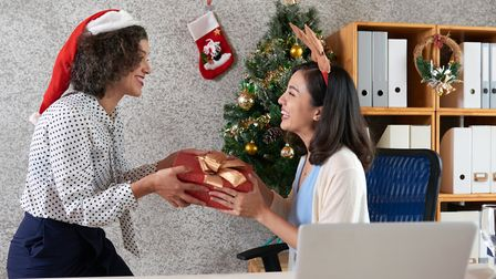 Secret Santa gifts - fun or annoying? Picture: GETTY IMAGES/ISTOCKPHOTO