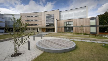 A new prep school is set to be built on the site of Wymondham College. PICTURE: Wymondham College.