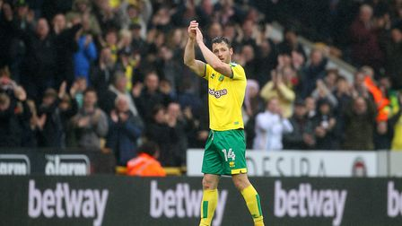 Expected more tears if Wes Hoolahan plays for West Brom against Norwich Picture: Paul Chesterton/Foc