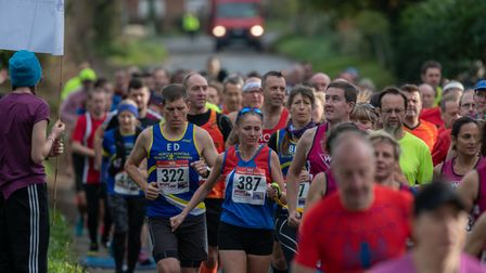 Norwich Road Runners are offering elite runners the chance to gain a place at the Ringland Half Mara
