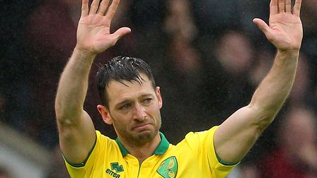 There might be more tears if Wes Hoolahan inflicts any damage on Norwich City for West Brom Picture: