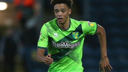 Jamal Lewis has not looked back since Daniel Farke gave him his shot Picture: Paul Chesterton/Focus