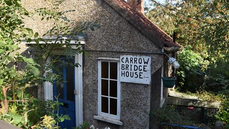 Carrow Bridge House, which Norfolk County Council is looking to sell. Picture: DENISE BRADLEY