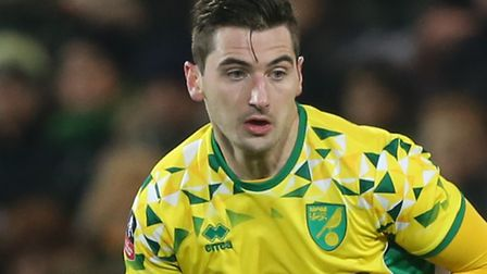 Kenny McLean made his return from injury during Citry's loss to Portsmouth in the FA Cup Picture: Pa