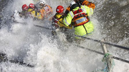 Across the region, the busiest period for the Coastguard rescue teams were in July and August with t