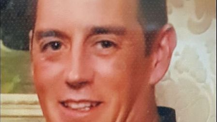 Missing man Kelley Hill from Boston was last seen in Norwich. Picture Lincolnshire Police.