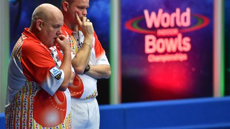 Alex Marshall and Paul Foster have reached another world final at Potters Resort Picture: ARCHANT