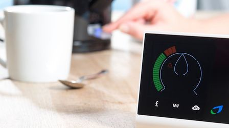 More than 400,000 smart meters are being installed each month in homes and small businesses througho