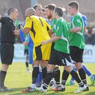 Abuse of football referees is a big issue across the country. Picture: ARCHANT.