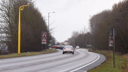 Average speed cameras could be installed on the A149 between King's Lynn and Hunstanton Picture: I