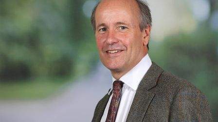 Christopher Miles, director of rural agency at Savills in Norwich. Picture: Richard Marsham