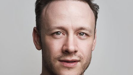 Strictly Come Dancing champion Kevin Clifton who is on the 2019 Burn The Floor tour. Picture Chris M