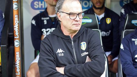 Leeds' chief Marcelo Bielsa admitted his club had spied on Championship rivalsPicture: Paul Chestert