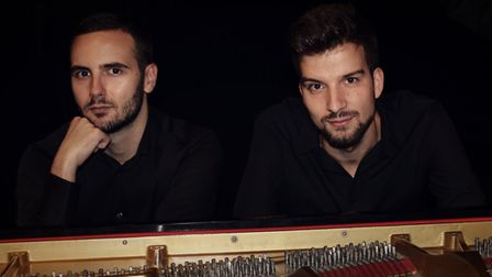 Classical musicians from Novi Sad who will be playing in Norwich on Saturday, Aleksandar Djermanovic