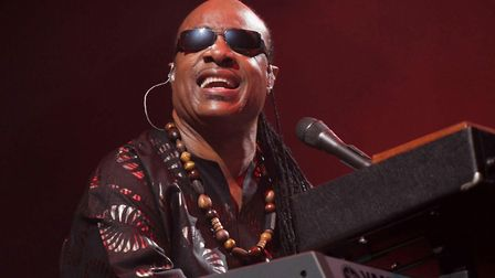 Stevie Wonder - did you buy his music on cassette? Picture: YUI MOK/PA WIRE