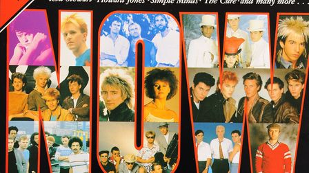 The first Now That's What I Call Music compilation double album, released in 1983, was popular on bo