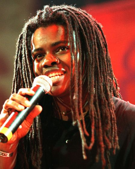 Singer Tracy Chapman's music was popular on cassette Picture: PETER JORDAN/PA NEWS