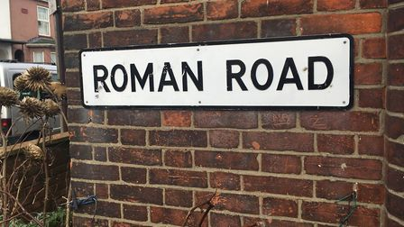 A man was stabbed in a random attack on Roman Road, Lowestoft, Photo: James Carr.