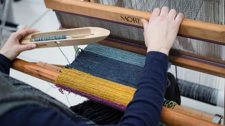 The Norfolk Makers' Festival is all about encouraging people to get creative, says its organiser Jay