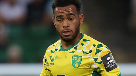 Louis Thompson returned to action for Norwich City U23s after more than two months out injured Pictu