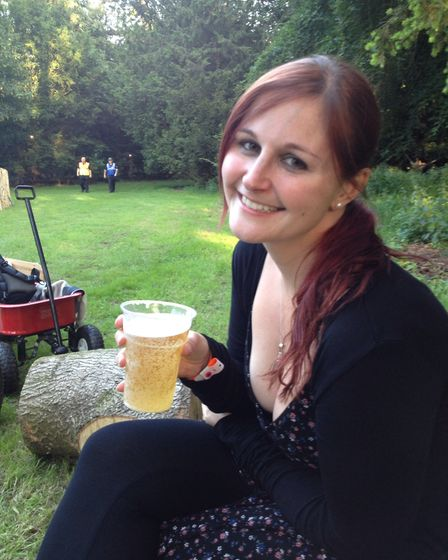 Hannah Colby - New columnist for the Norwich Evening News